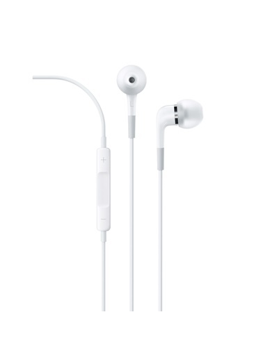 Apple In-Ear Headphones with Remote and Mic-Apple